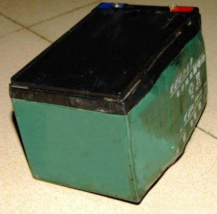 科华蓄电池使用过程中外壳有温度吗?